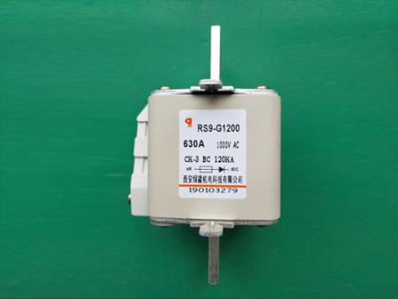 西安熔斷器底座批發-質量好的低壓熔斷器西安綠能機電供應