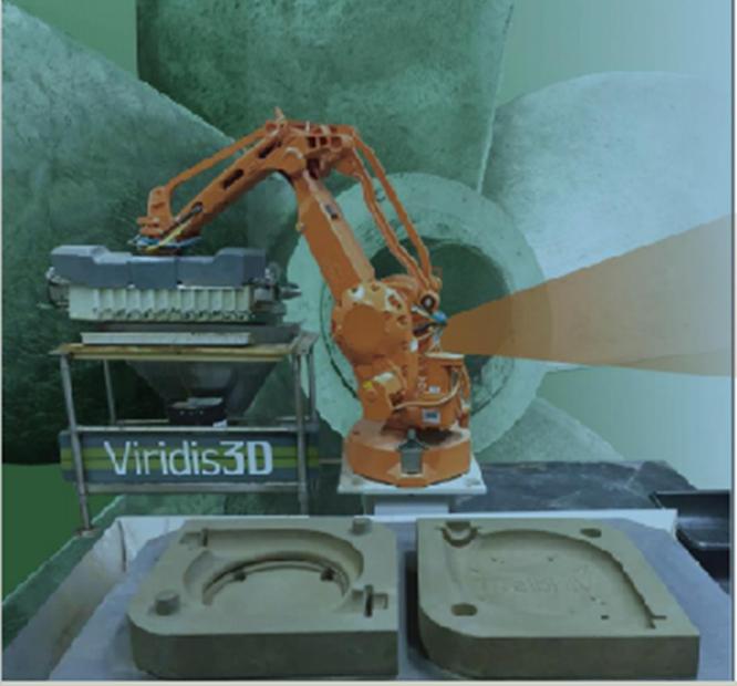 砂模3D打印