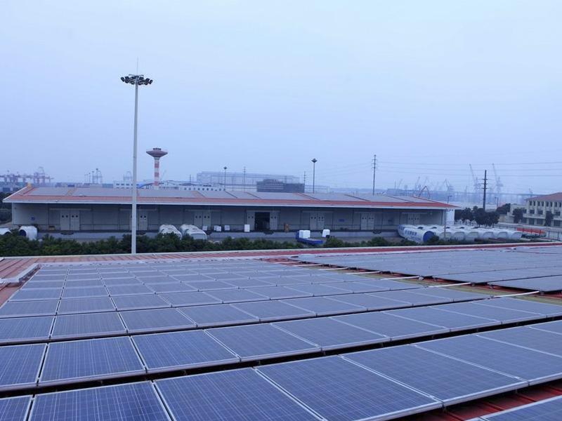 广州光伏充电桩品牌/新能源光伏发电哪家好/信德新能源