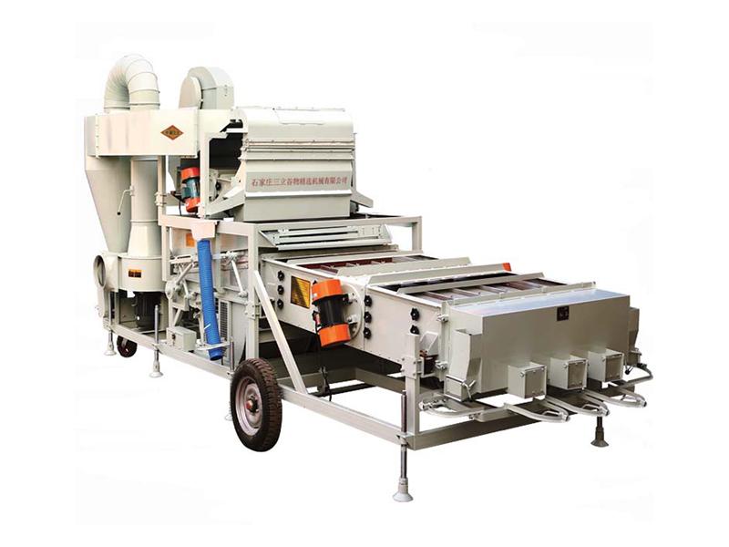 精选机批发-实惠的复式精选机三立机械供应