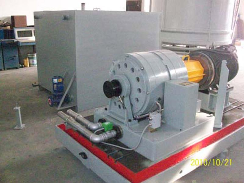 電渦流測功機
