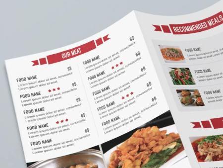 惠州有品质的惠州酒店点菜单供应商_博罗点菜单印刷