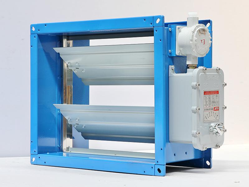 防爆风量调节阀生产厂家_销量好的防爆风量调节阀在哪可以买到
