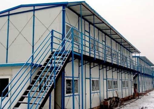 呼倫貝爾彩鋼房-彩鋼板房-海拉爾彩鋼板房就選呼倫貝爾五洲彩鋼
