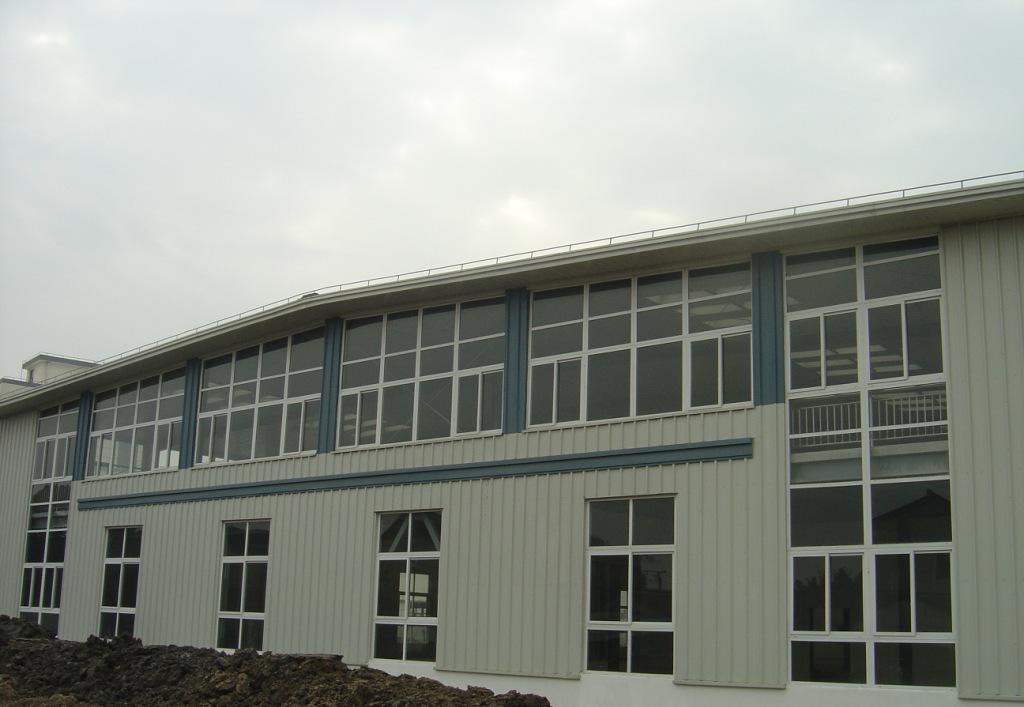 呼伦贝尔彩钢板房价格-彩钢房认准呼伦贝尔五洲彩钢