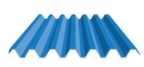 牙克石彩色压型钢板厂家-彩色压型钢板工程报价