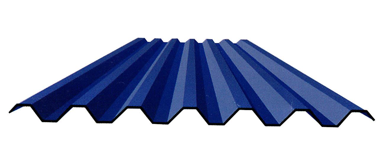 牙克石彩色压型钢板价格-彩色压型钢板工程项目