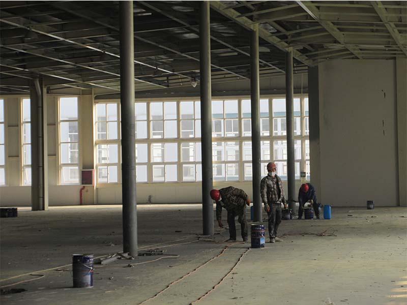 吉林钢结构防火涂料施工公司-金泰来消防专业提供钢结构防火涂料施工
