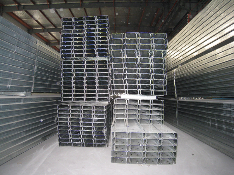 C型钢多少钱-供应呼伦贝尔优良C型钢