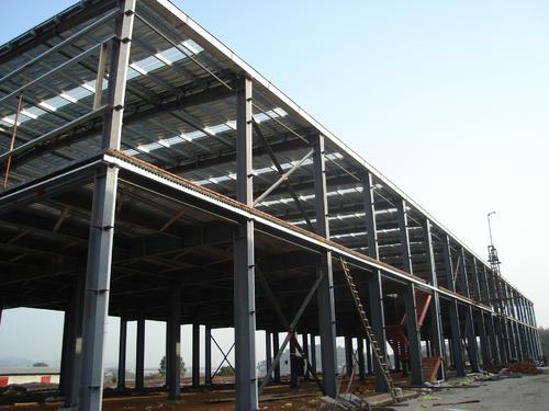 內蒙古彩鋼廠-呼倫貝爾彩鋼廠-海拉爾彩鋼鋼結構就選五洲彩鋼