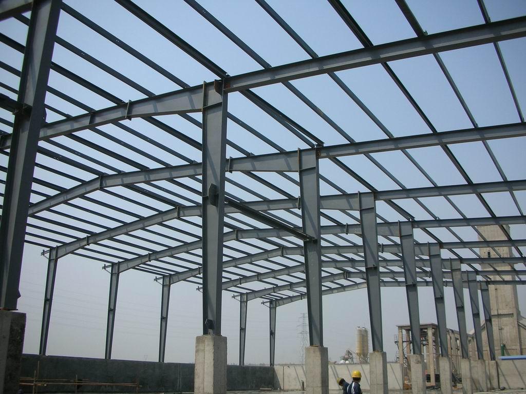 满洲里彩钢_可靠的彩钢钢结构哪里有