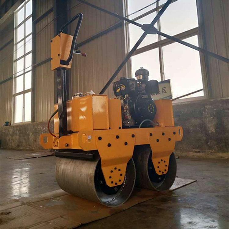 手扶式压路机厂家-高性价手扶式双轮压路机供销