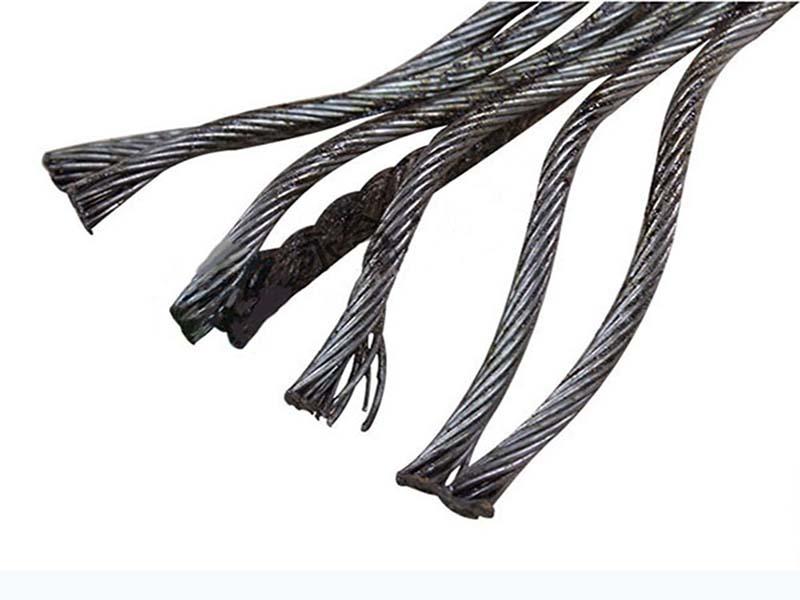 咸阳石油钻井钢丝绳