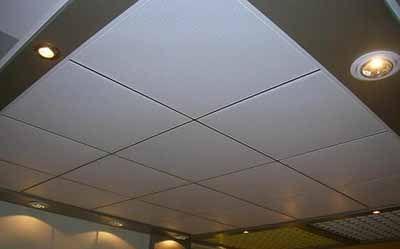 环保防火吊顶材料玻纤板 商场安装白色玻纤天花板 屹晟建材出售
