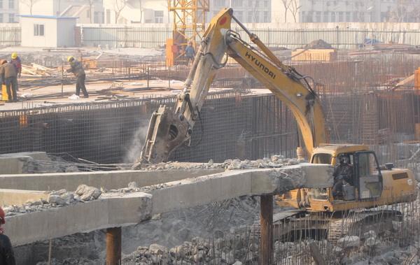 保定塔煙囪拆除-河北拆除工程哪家可信賴