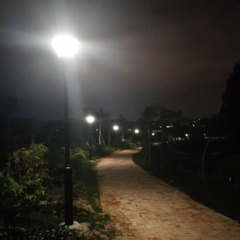 漳州光能庭院燈_先進的久賢光能庭院燈品牌