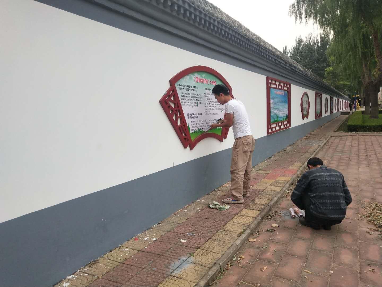 大兴专业的广告牌_北京市广告墙制作厂家