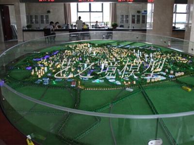 碧桂园沙盘模型