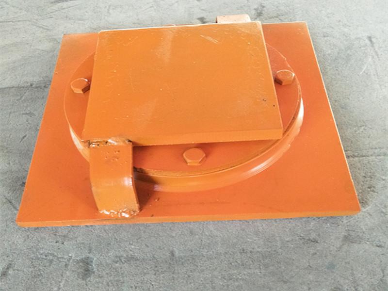 350×350×50网架橡胶垫价格|双向滑动支座|固定铰支座