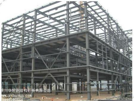 宁夏钢材-宁夏东鼎钢结构有限公司