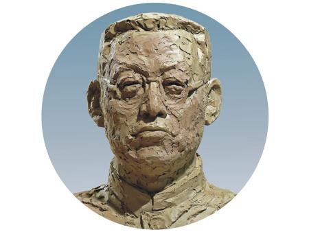 陶行知汉白玉像-哪里有供应独特设计的陶行知头像
