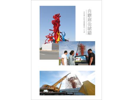 陶行知雕塑_購買陶行知城市雕塑當選沈陽博杰雕塑