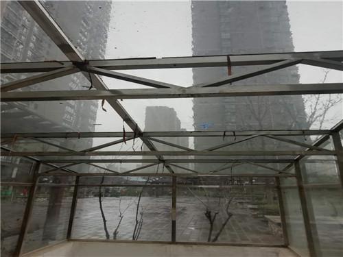西安玻璃雨棚