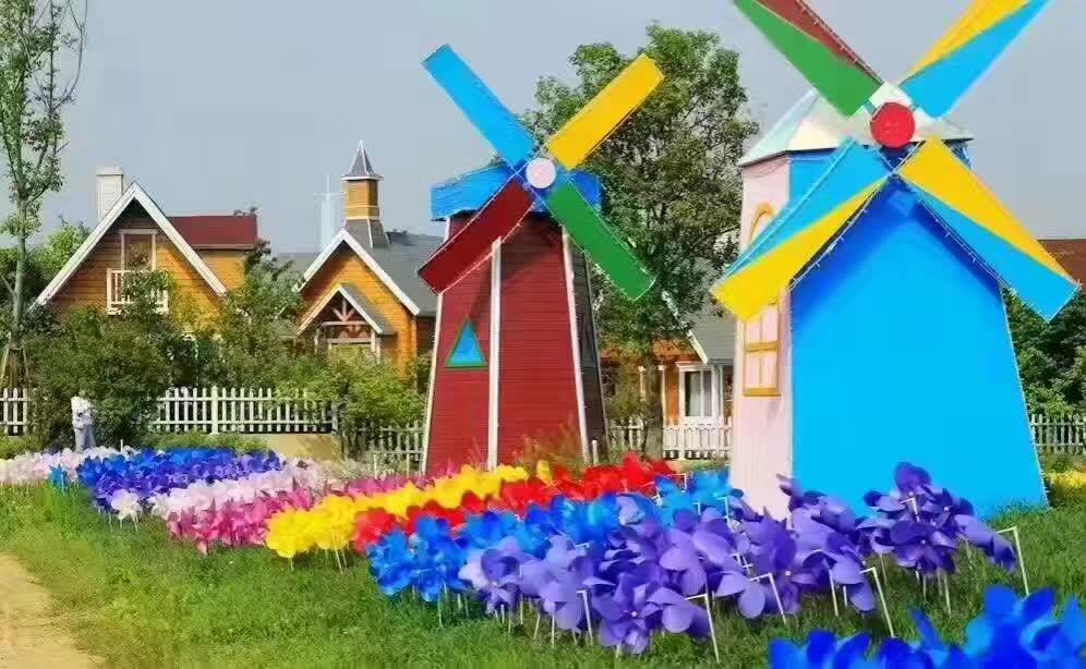 风车展出租多少钱-想找有创意的保护区或风车博物馆去参观,就来亚飞展览