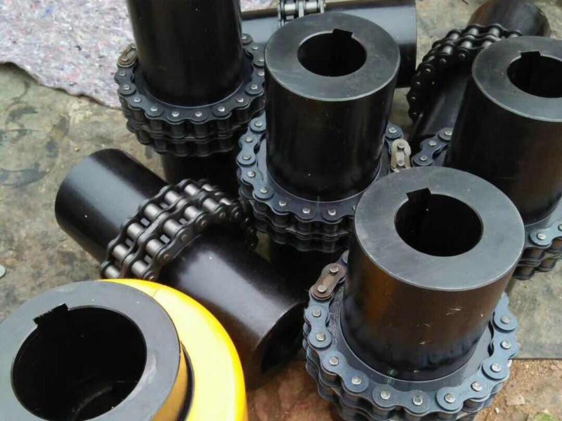 GL型滾子鏈聯軸器-昌遠傳動機械提供劃算的滾子鏈聯軸器