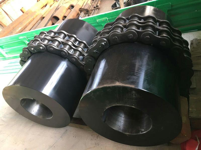 銅陵滾子鏈聯軸器-昌遠傳動機械高質量的滾子鏈聯軸器