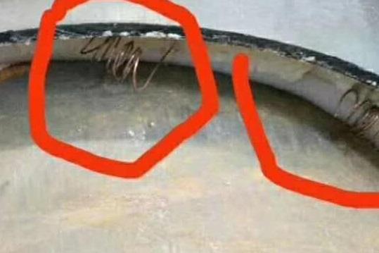 測滲漏帶報警線聚氨酯保溫管生產廠家