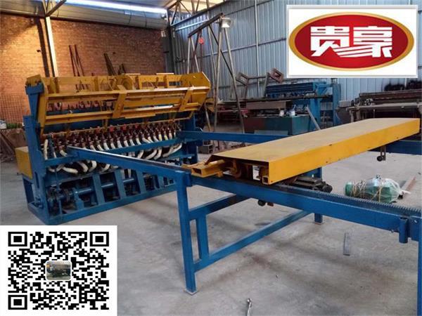 建筑鋼笆網排焊機河北生產