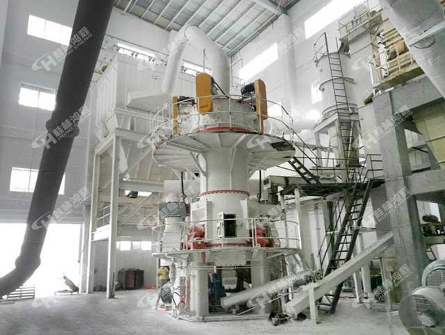 磨超細鐵粉機HLMX1100立式磨粉機