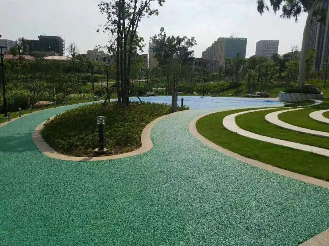 海绵城市透水地坪生产厂家-信誉好的海绵城市透水地坪哪里有卖