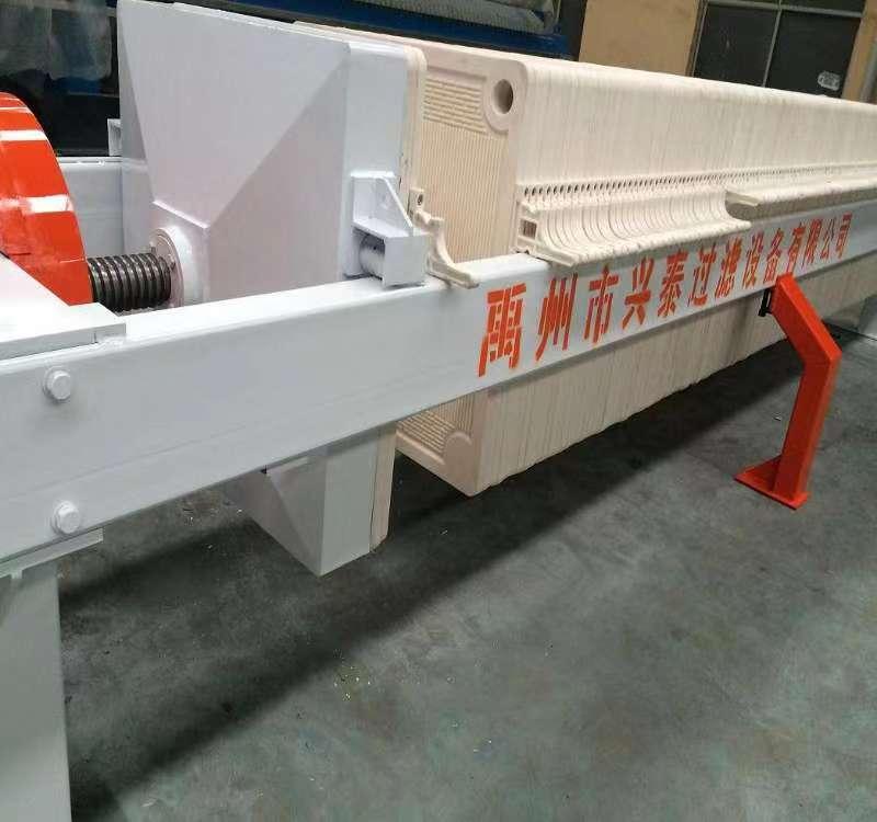 污泥壓濾機興泰板框壓濾機規格齊全品質保證