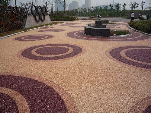 邯郸彩色透水混凝土工程_北京市实惠的彩色混凝土品牌
