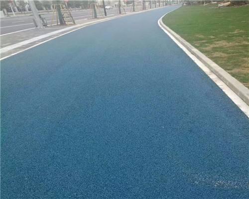 天津彩色沥青路面施工_北京森美特科技提供北京地区有品质的彩色沥青路面