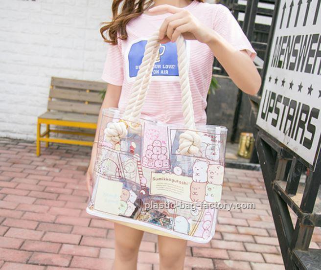 PVC手提袋供應廠家-熱銷東莞的高品質PVC手提袋