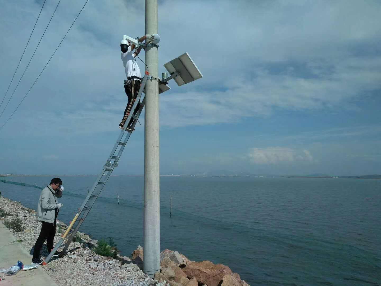 無線監控供電