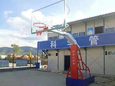 青海篮球架批发|甘肃鑫康业体育用品新品篮球架出售