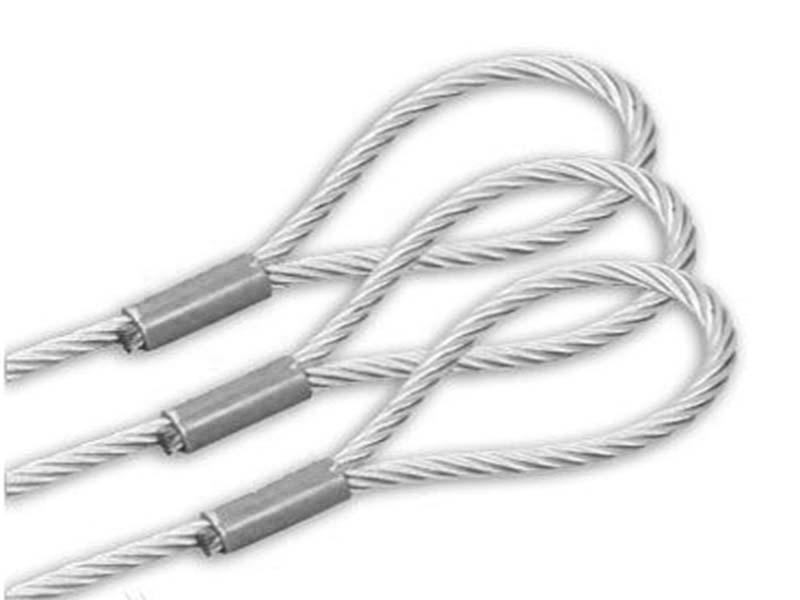钢丝绳套厂家_优良钢丝绳套是由永合永立贸易提供