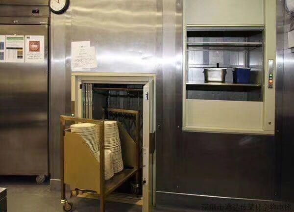 酒店厨房传菜梯安装,广西传菜梯厂家
