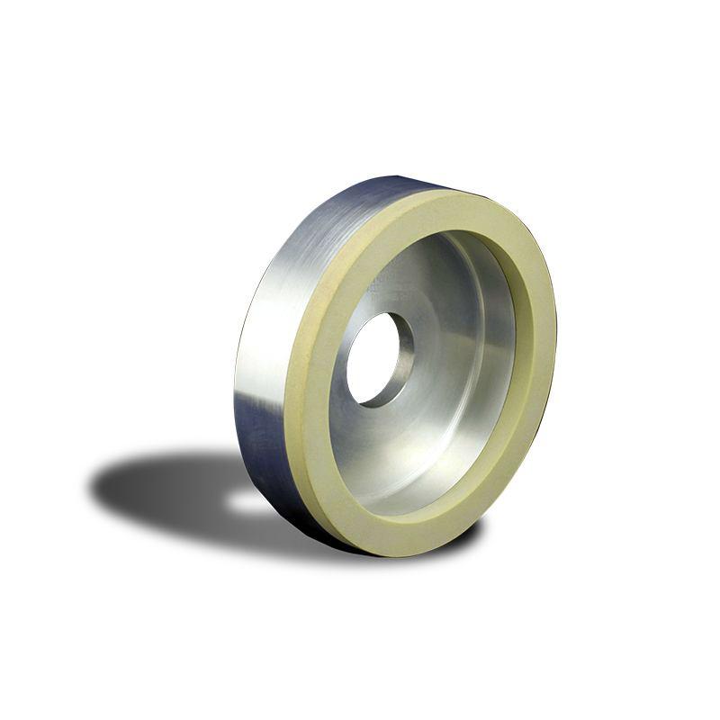 金山陶瓷金刚石砂轮_郑州德卡特公司供应价位合理的粗磨金刚石复合片外圆陶瓷金刚石砂轮