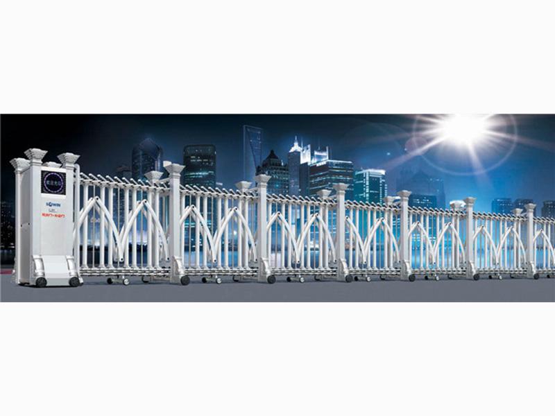 甘肃电动伸缩门厂家-在哪里能买到优惠的兰州电动伸缩门