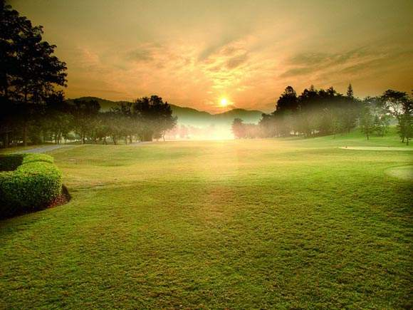 綠谷高爾夫_有品質的泰國海松高爾夫球場預訂服務