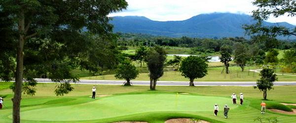 泰國清邁高地高爾夫球度假村預訂