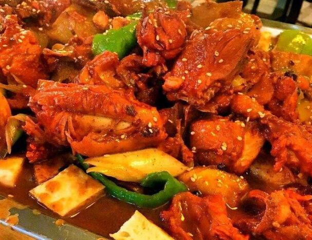 摇滚炒鸡,口味多种,出餐快~~郑州优客轩餐饮公司