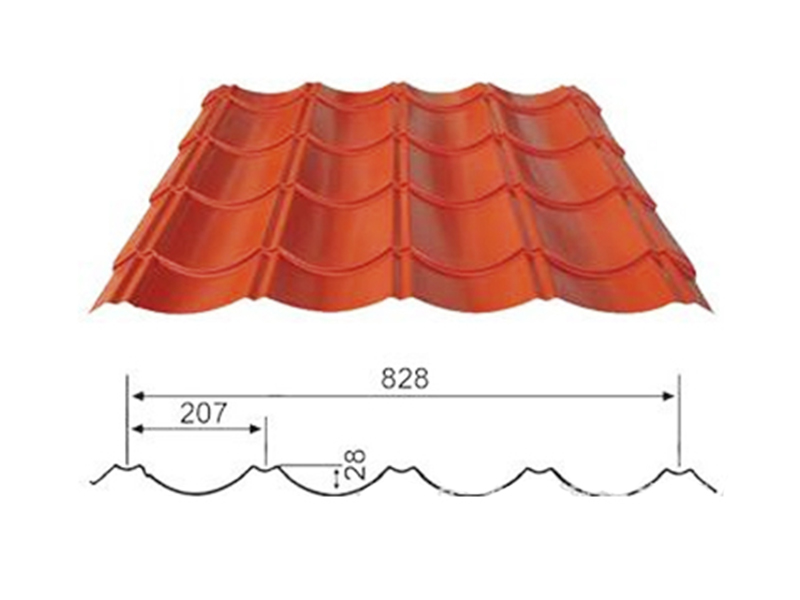 武威彩钢板厂家-优良彩钢板优选银川盛达隆彩钢钢结构