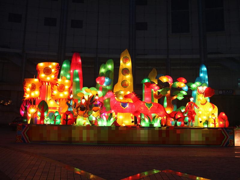 紙燈制作廠家-買有品質的花燈,就選京藝琴行