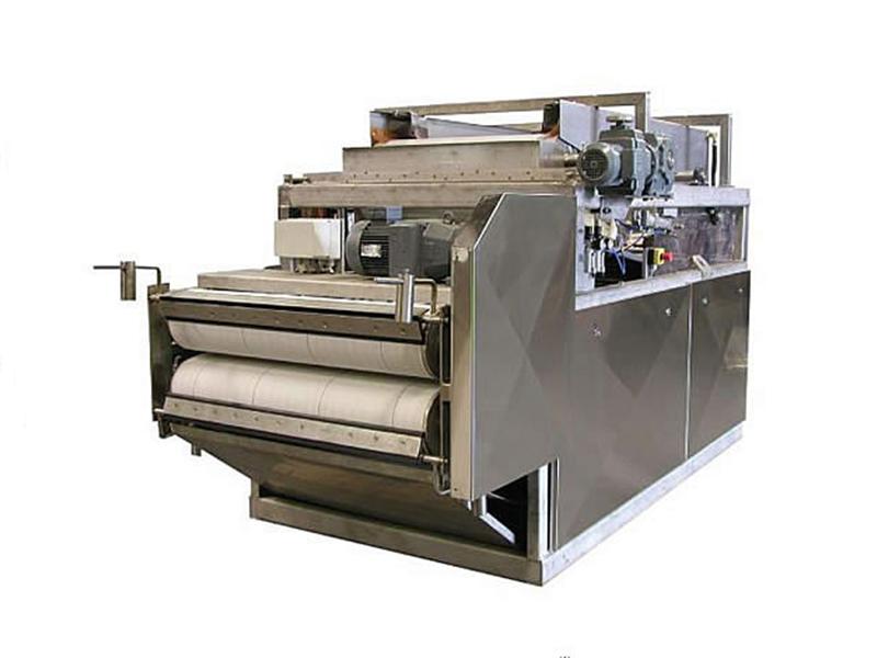 砂场泥浆处理设备|艾跃森环保供应高质量的FDNY系列三滤带浓缩脱水一体机